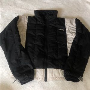 North Face Puffer Jacket/Triclimate Lining
